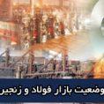 گزارش آی اس ام از وضعیت کنونی بازار فولاد ایران